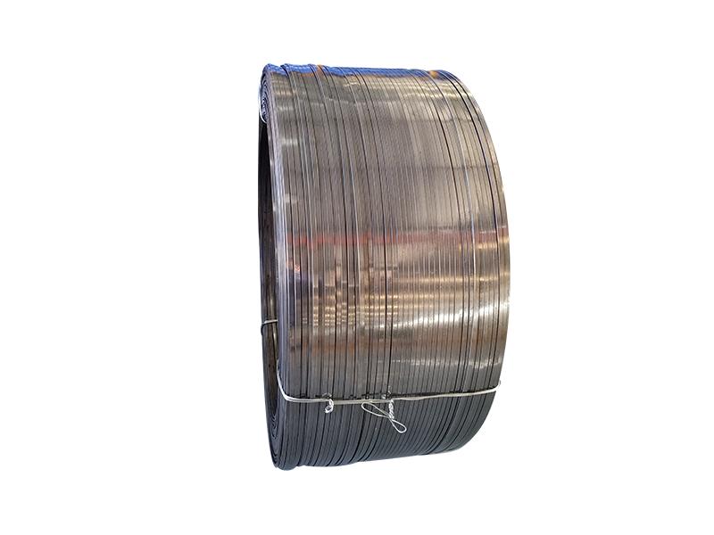平面涡卷弹簧钢丝