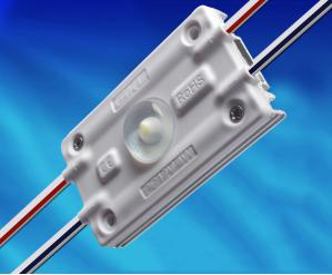 MDW156D, 1灯4.0W 3535带光学160°注塑模组