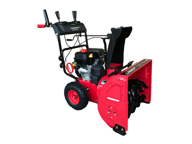 "Gas- 24""Gasoline Two Stage Snow Blower"