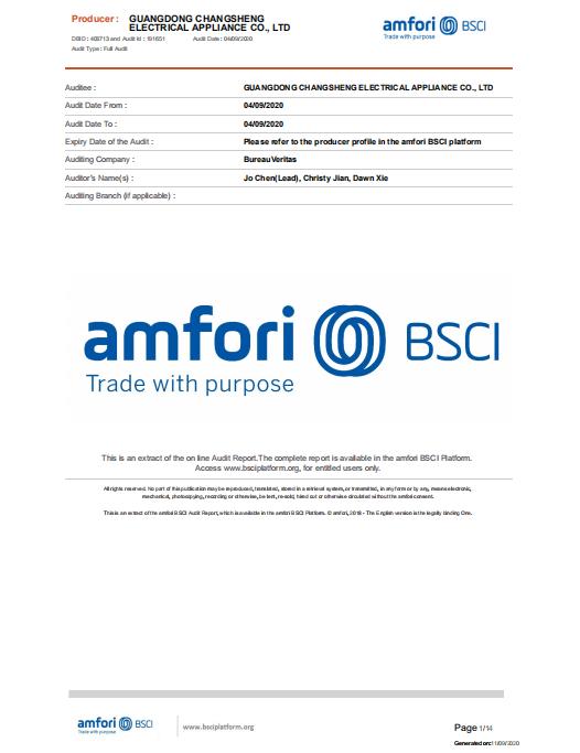 國際BSO認證
