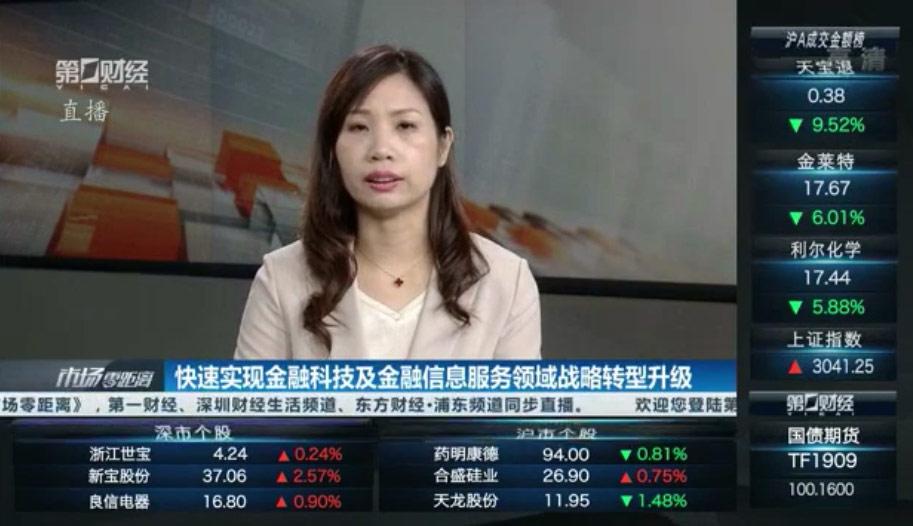古鳌科技:快速实现金融科技及金融信息服务领域战略转型升级