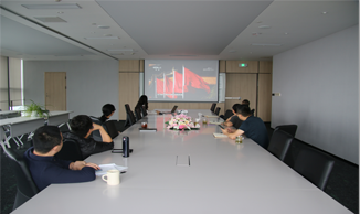 黨總支:上海茄子視頻官網各黨支部召開警示教育專題組織生活會