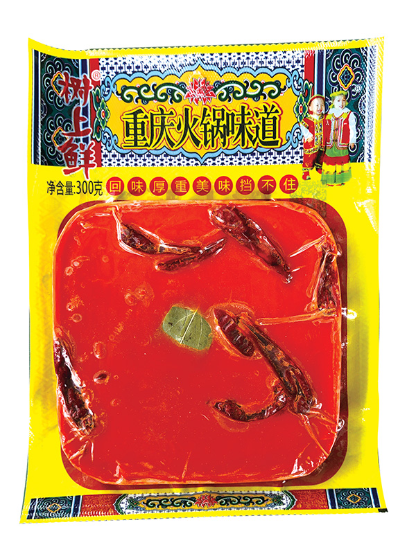 betway必威手机版登录鲜重庆火锅味道底料300g