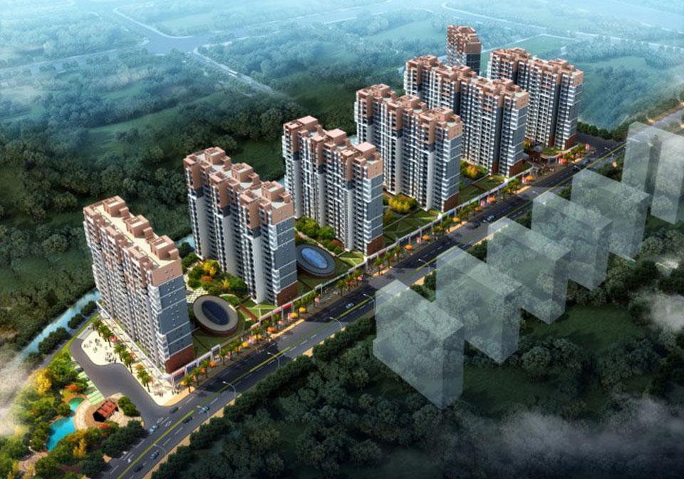 德化浦東片區二期舊城改造安置房