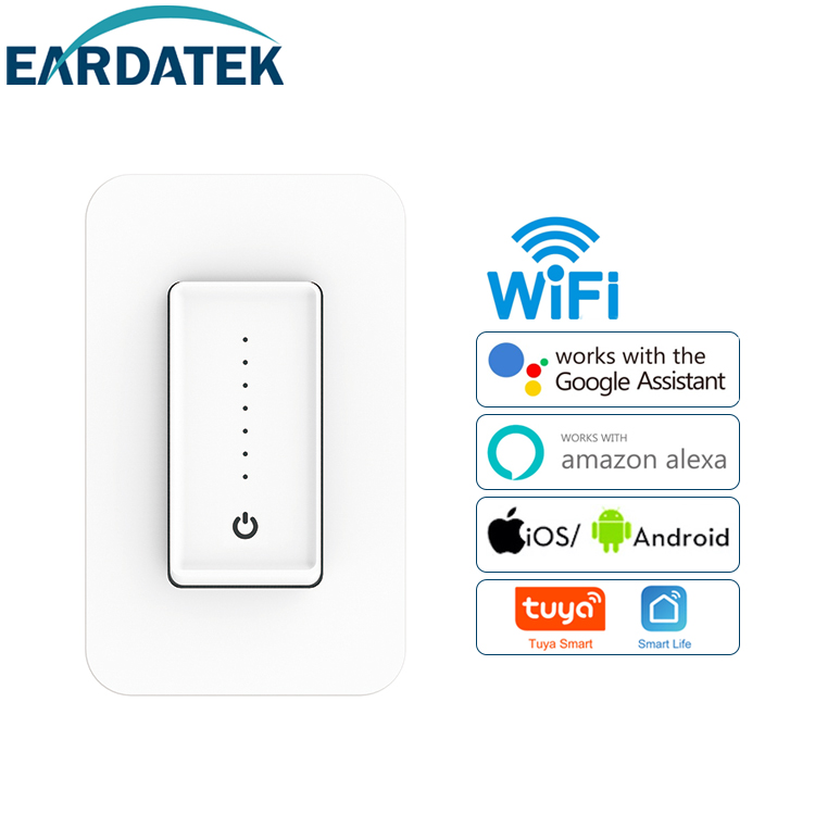 US standard touch dimmer switch WiFi neutral required
