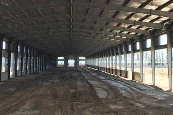 煤矸石混凝土轻质隔墙板生产线
