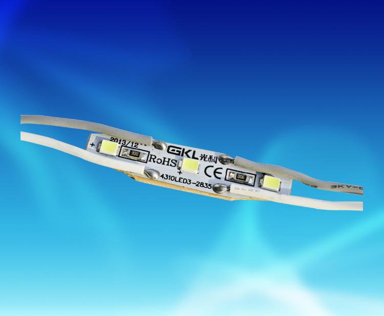 MFW037A,4310菱形2835裸板不防水模組,DC12V