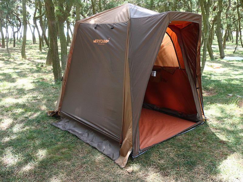 戶外露營帳篷各裝配部件的作用及使用方法