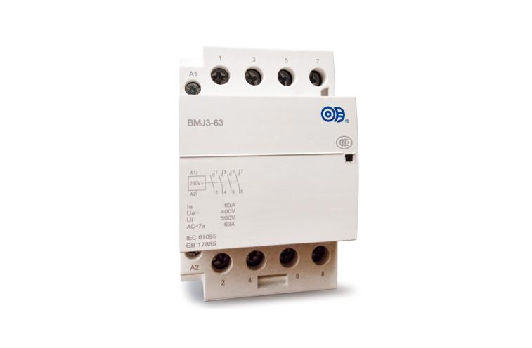BMJ3 系列家用交流接觸器