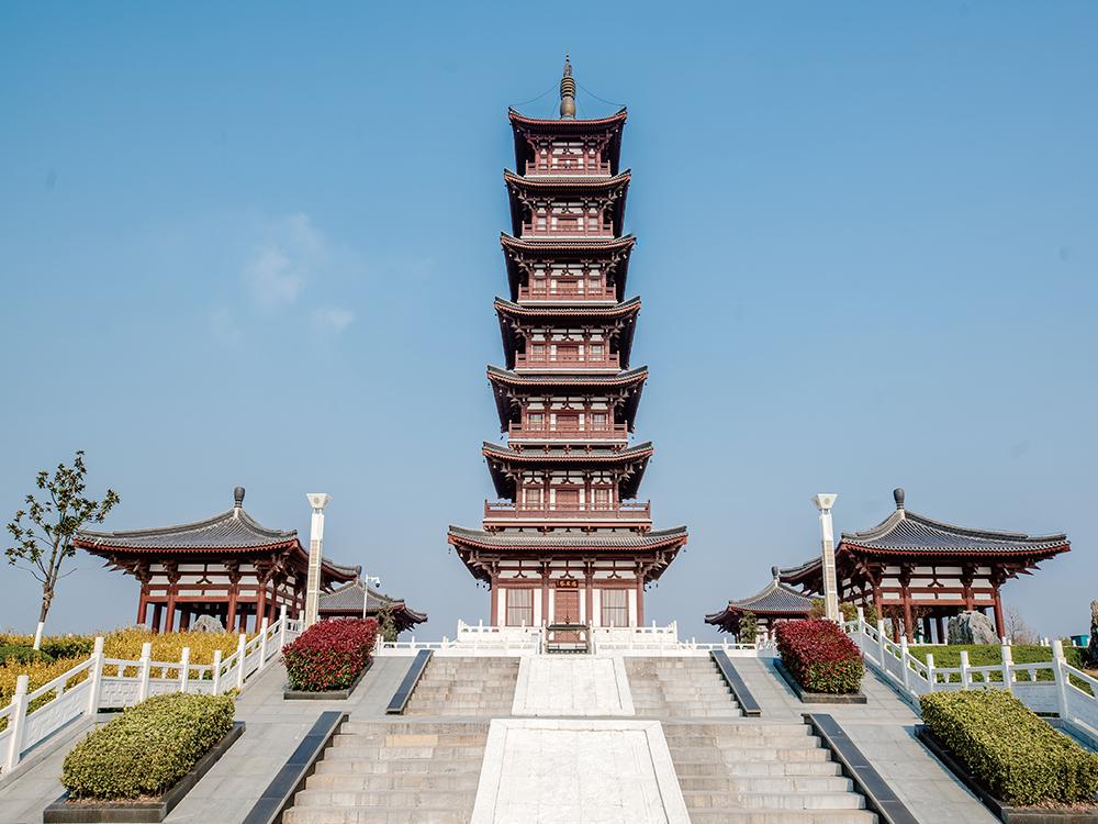 安徽靈璧鐘馗文化園