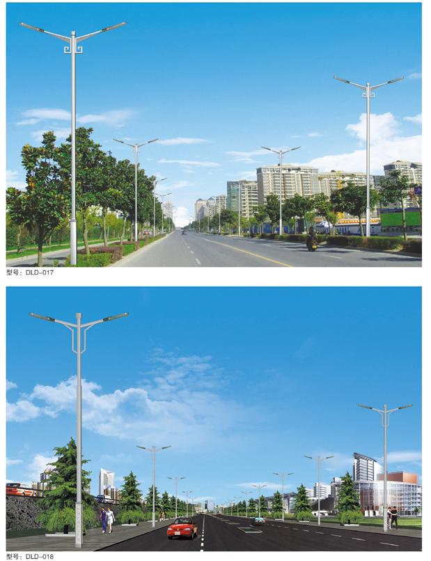 太陽能路燈生產廠家淺析太陽能路燈和普通路燈的差異