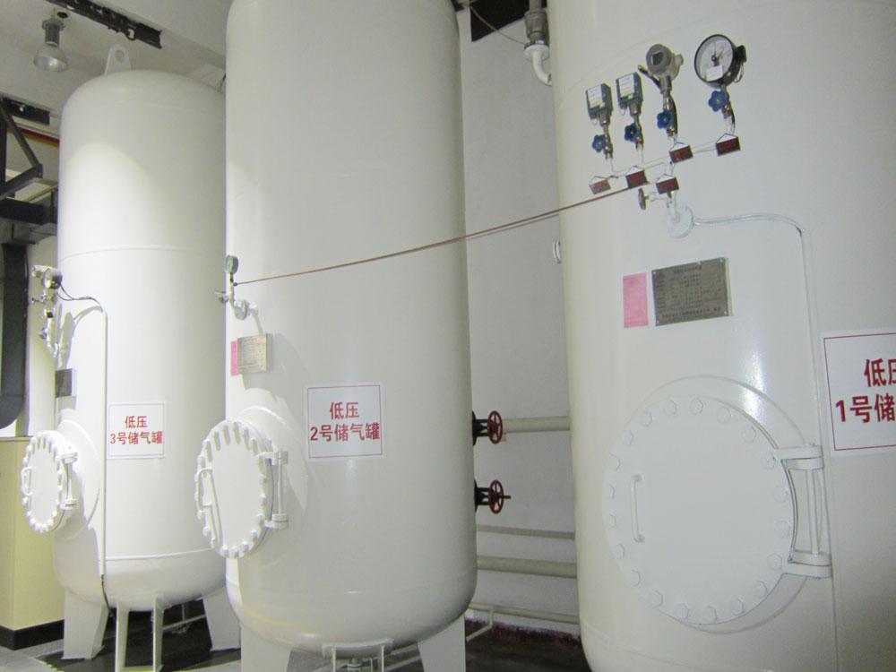 低壓儲氣罐