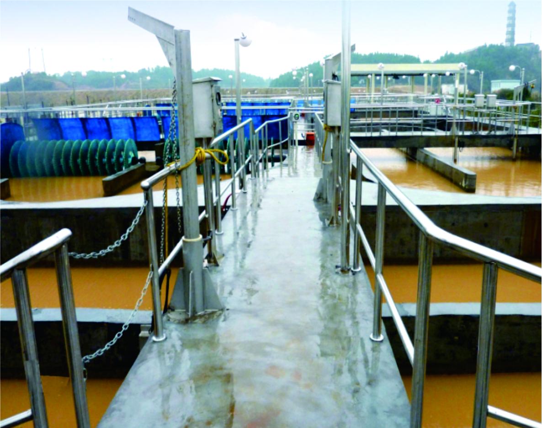 江西省德安縣污水處理廠安裝工程