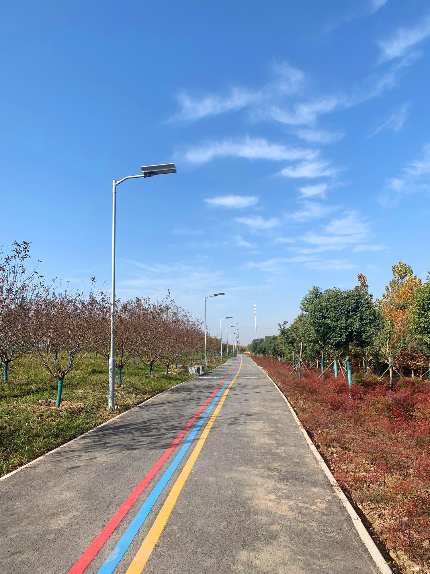 高新区高速、铁路沿线亮化