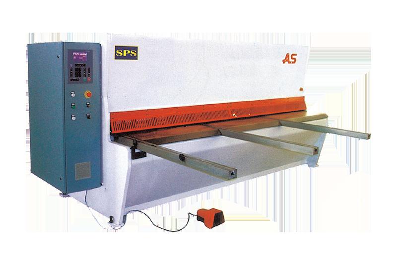 QC11K 系列数控闸式剪板机