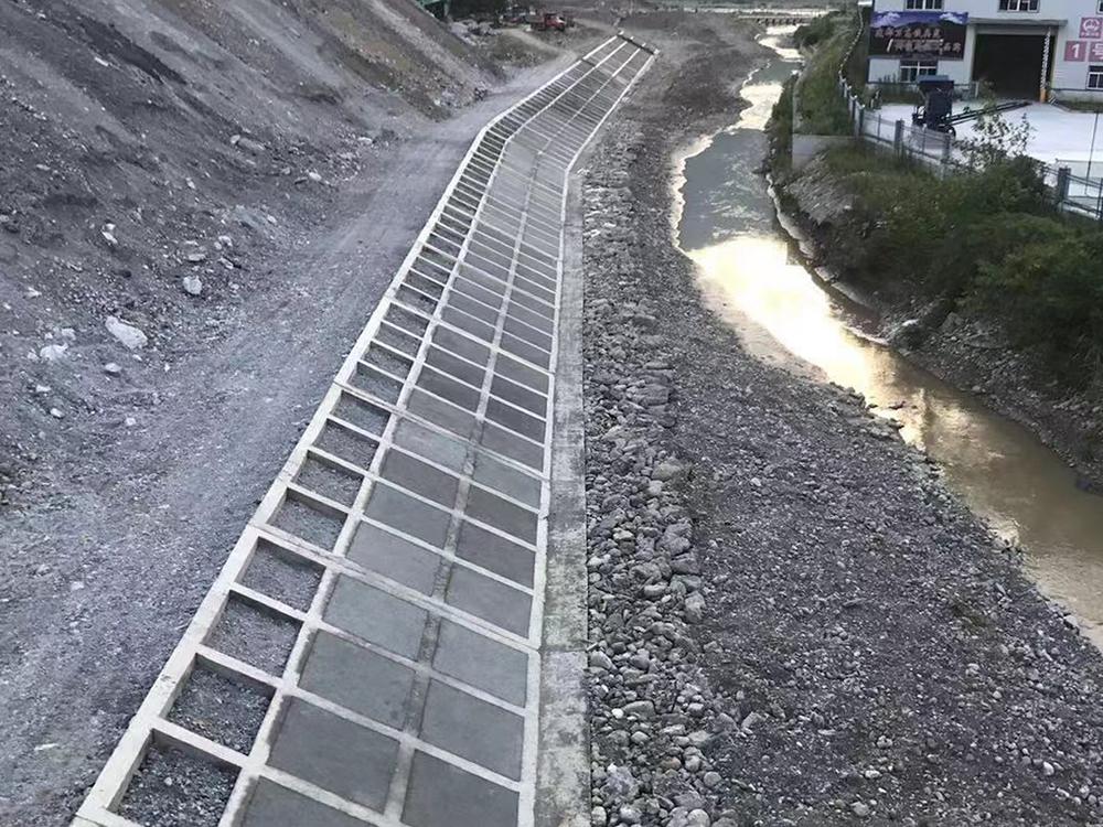 興山縣香溪河古夫河段防洪綜合整治工程施工1標段
