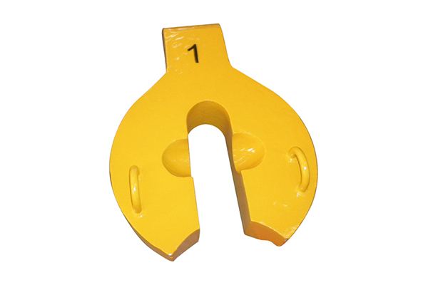 CHAIN STOPPER COVER -ASTM A148 90-60 3300kg OFFSHORE