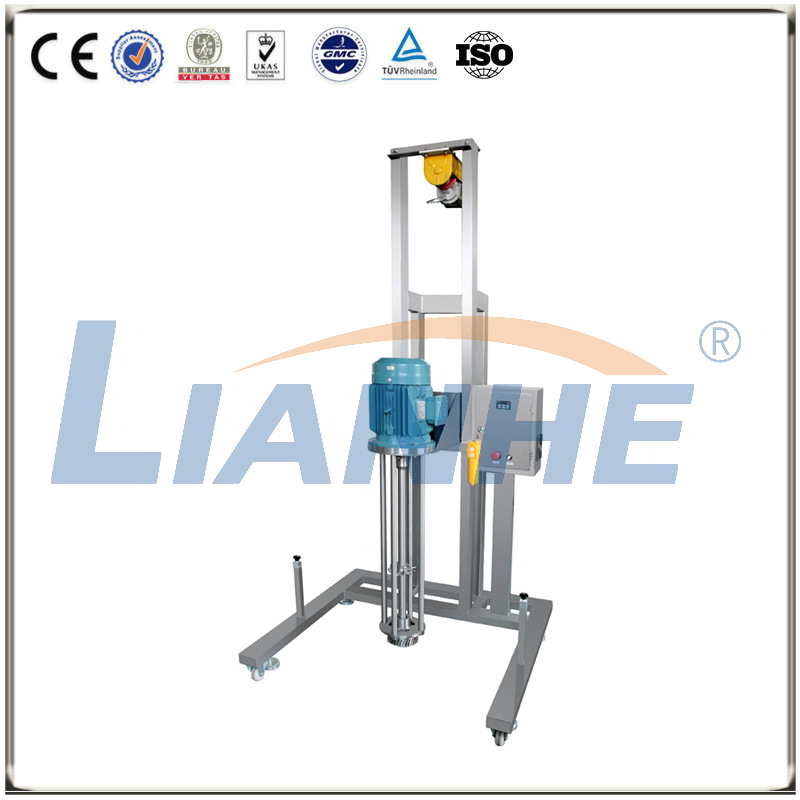 Movable Electric Lift Homogenizer