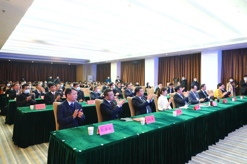 武漢金控能源集團首次投資60億落戶潛江