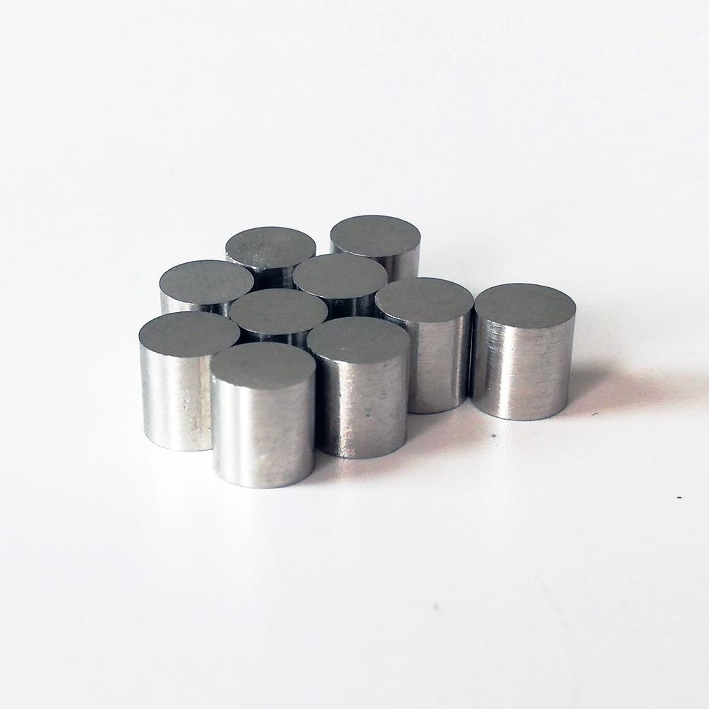 Iridium coated molybdenum-rhenium alloy (jointly developed with users)