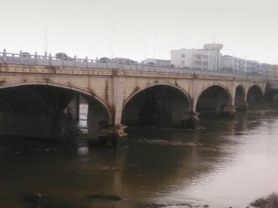 新桥扩建工程