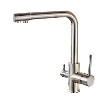 FLG Brushed Nickel Brass One-Handle High quality Purified Faucet