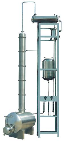 酒精回收塔-精餾塔