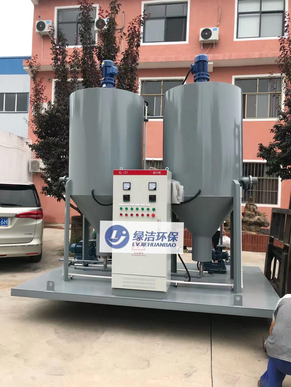 加热式油水分离器
