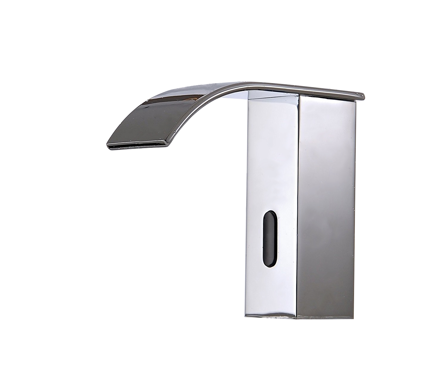 New Style Automatic Waterfall Touchless Bathroom Basin Faucet