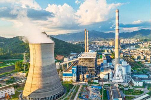 洛阳万基发电有限公司2×300MW热电联产机组工程