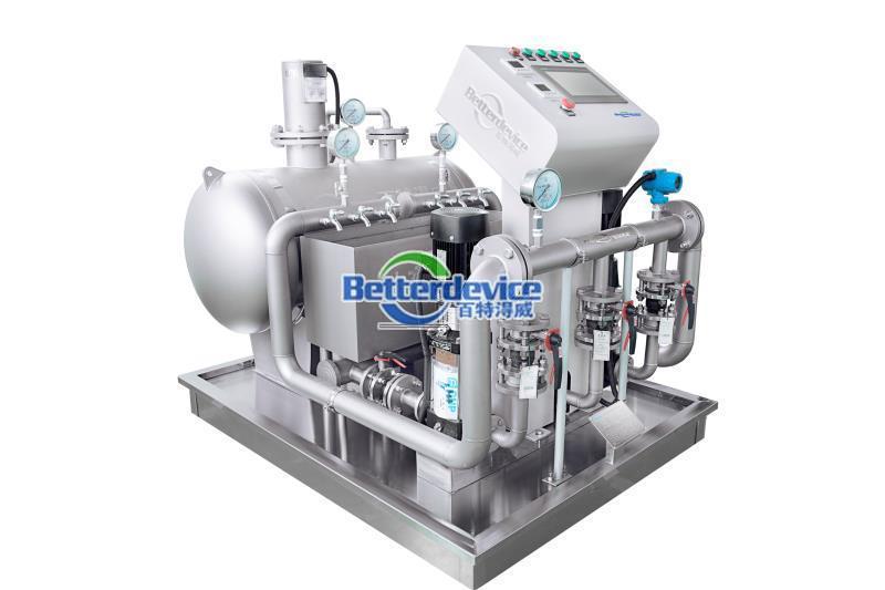 BDCW智能型无负压供水设备