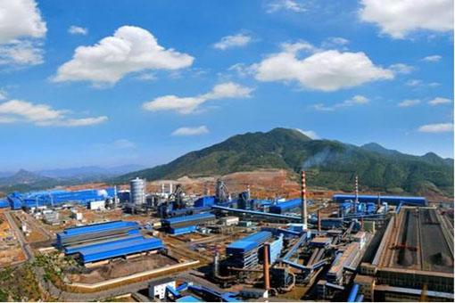 乌兰浩特钢铁有限责任公司
