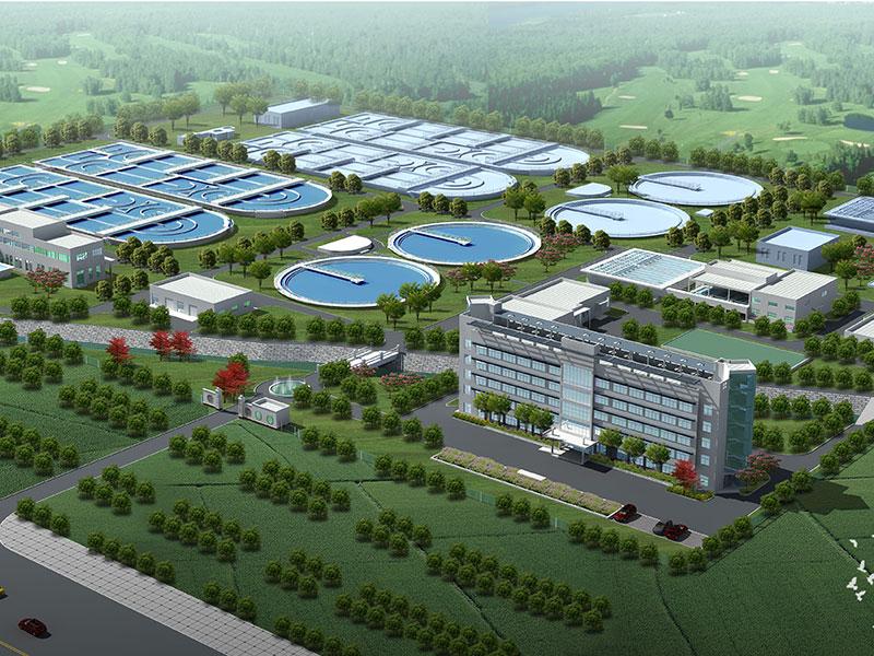 漯河沙北水廠