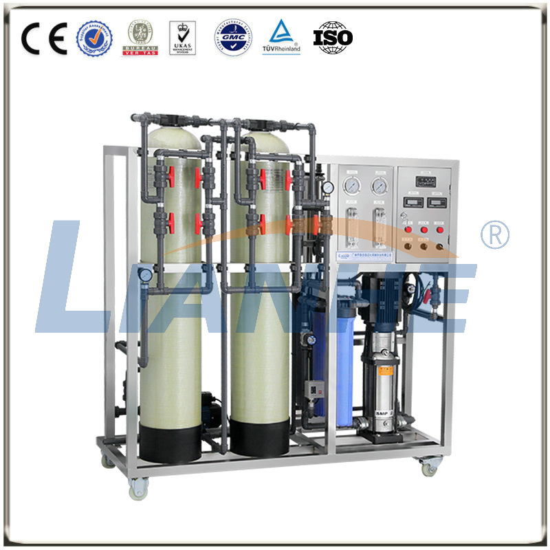 500L/H Single-stage Reverse Osmosis Water Treatment