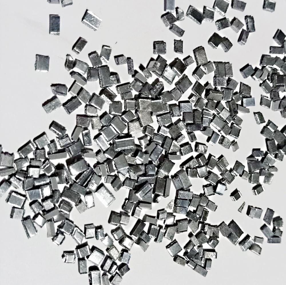 Rhenium particles