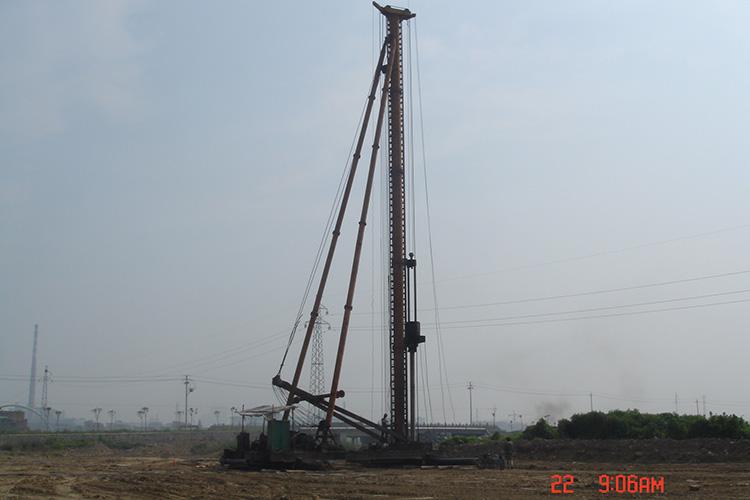 2006年6月22日,華美公司SMC項目開工