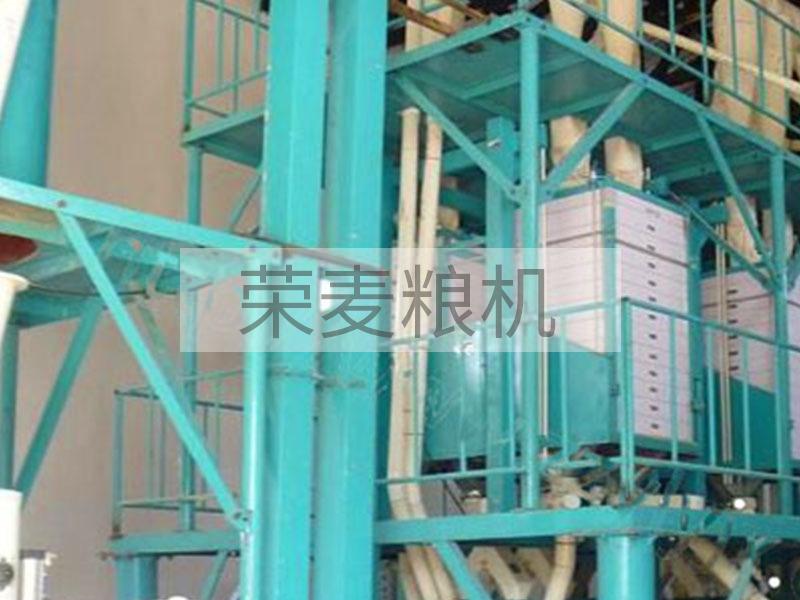 20吨玉米粉加工成套设备