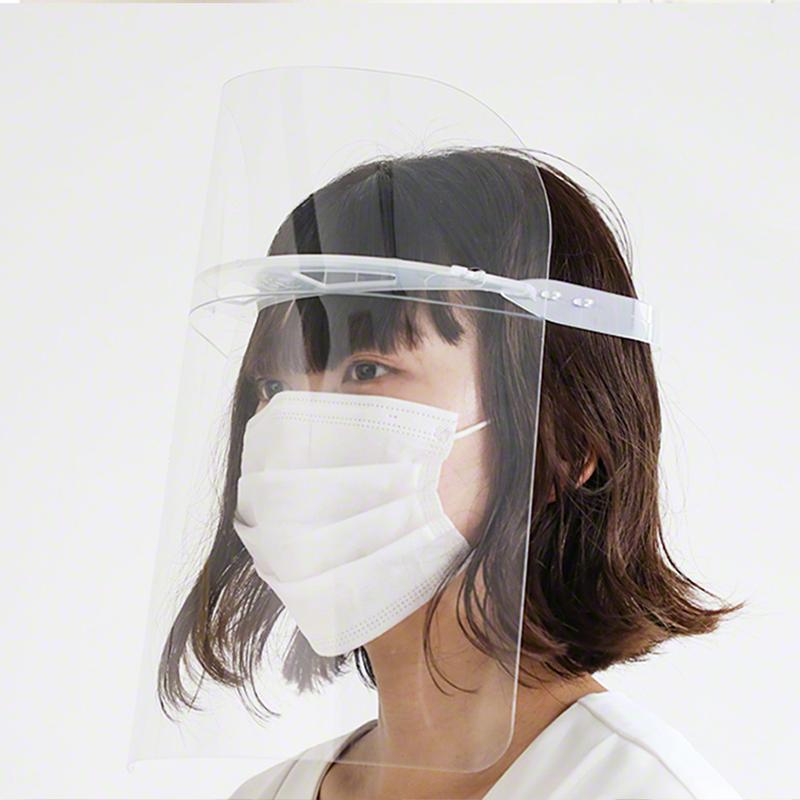 防疫面部口罩/可拆卸/易用/安全防護 3R-UFG01