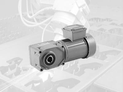 HG直交軸齒輪減速電機
