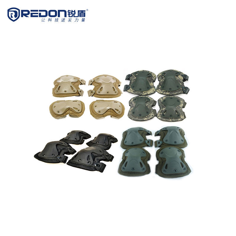 Knee and elbow protection for military use