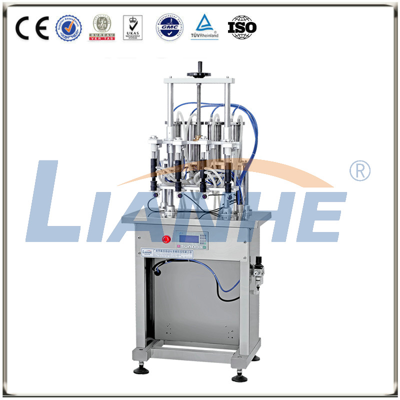 4 Heads Perfume Filling Machine