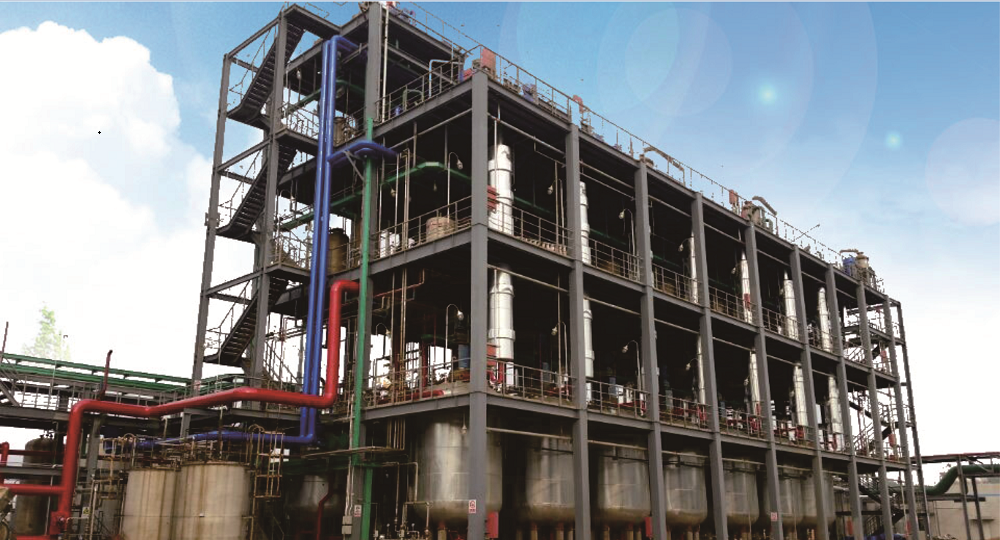武藏野化學有限公司宜春發酵車間、預處理