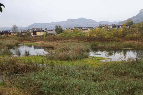 濟南市長清區2014年五小水利工程