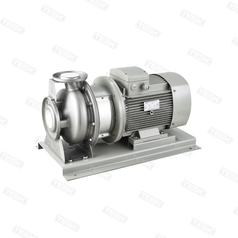 HORIZONTAL SINGLE-STAGE CENTRIFUGAL PUMP SMD/SMC