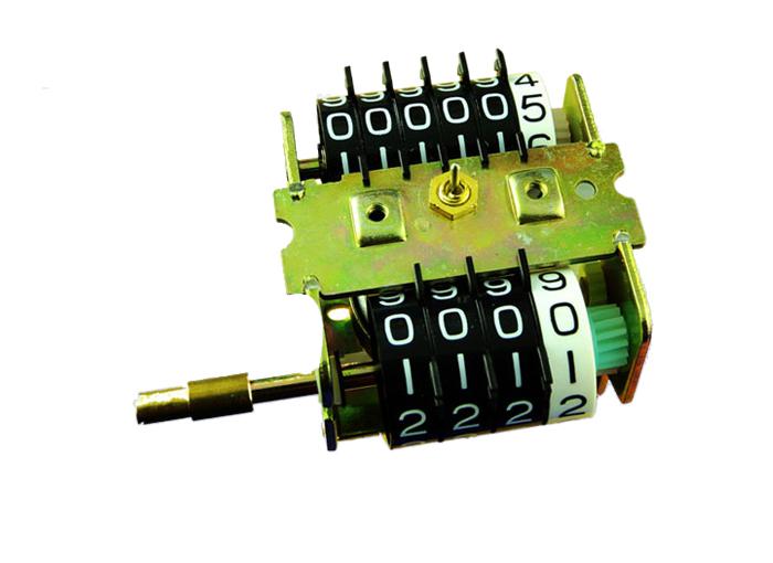 磁感应式金太阳里程机