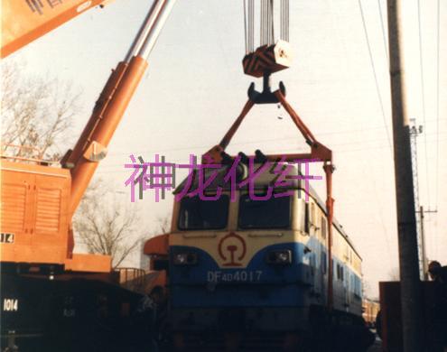 迪尼玛绳吊大型设备