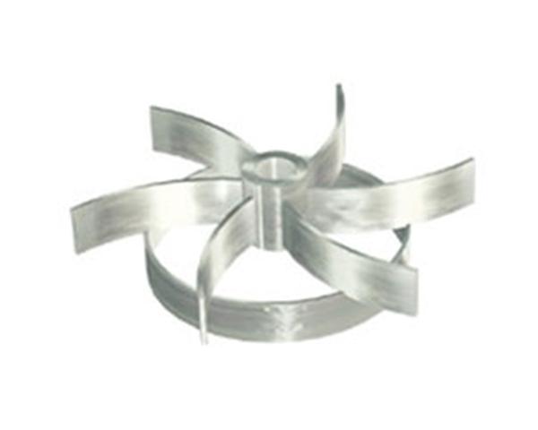 六彎窄葉穩定環開啟渦輪式-WWK