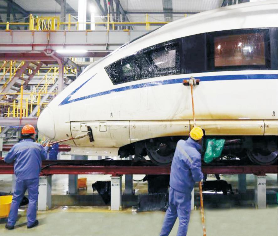 GRB-801列车车体清洗剂