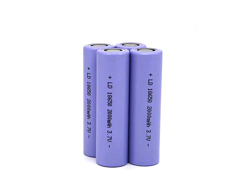 18650低溫鋰電池