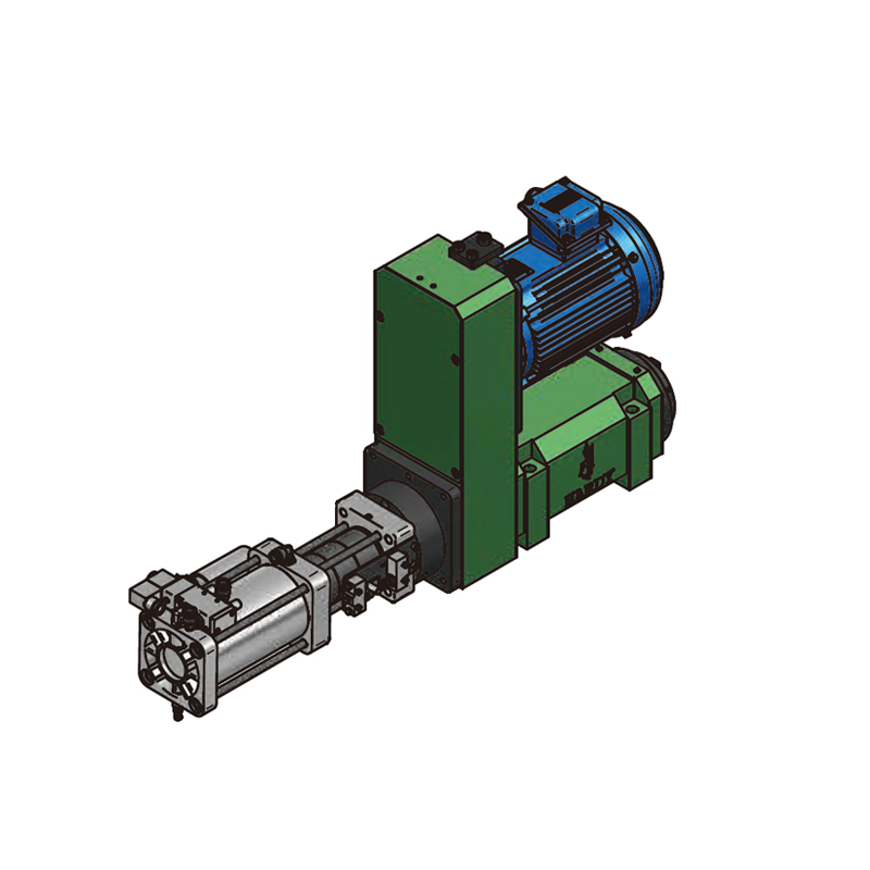 SC55-BT40 气动打刀缸/搪铣主轴头